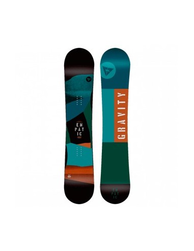 Snowboard Gravity Empatic JR 19/20