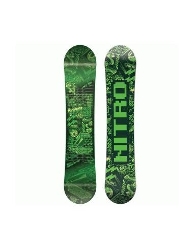 Snowboard Nitro RIPPER KIDS 17/18