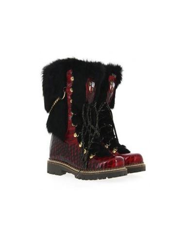Boty New Italia Shoes SCARPONCINO...
