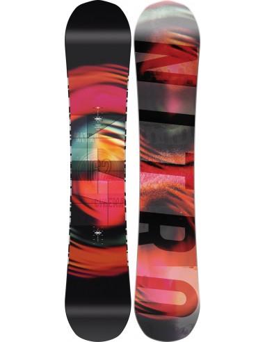 Snowboard Nitro CINEMA 20/21