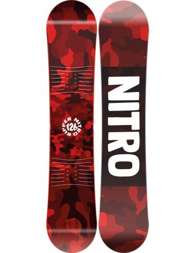 Snowboard Nitro RIPPER KIDS 20/21